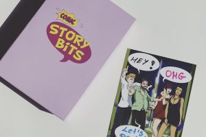 OMG Story Bits Comic