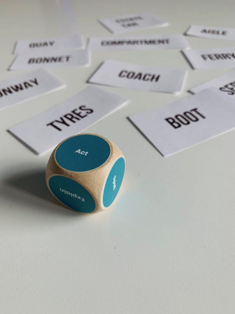 ćwiczenia na słownictwo z kośćmi