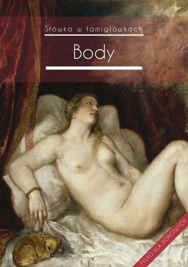 Słówka w łamigłówkach: Body - angielskie słownictwo dotyczące ciała